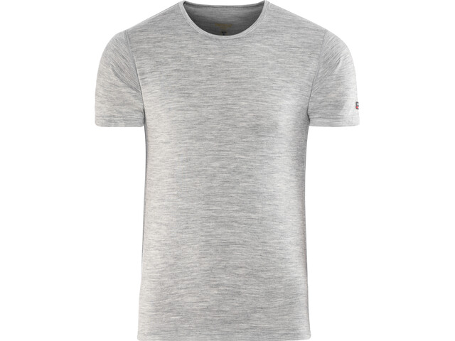 Devold Breeze T-Shirt Homme, grey melange